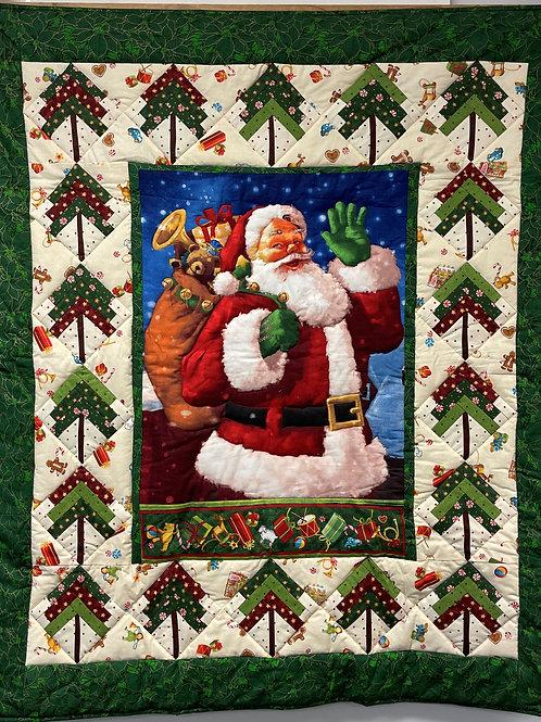 W233 - Santa's On His Way
