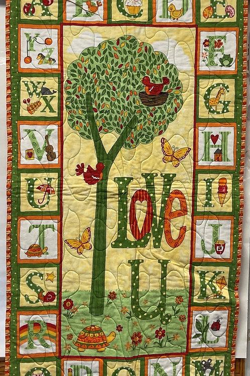 W130 - Alphabet Love