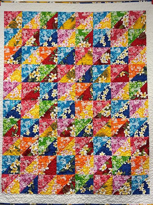 W217 - Tropical Flowers