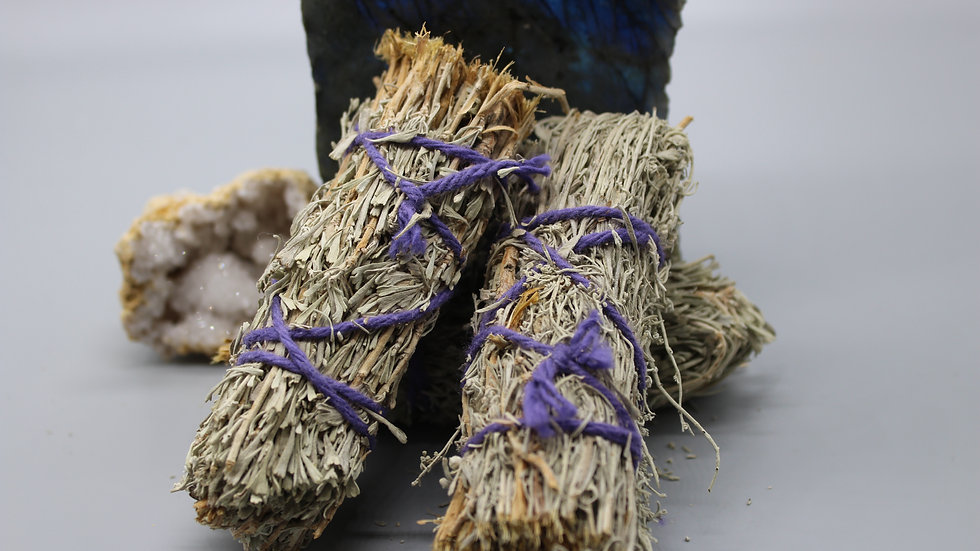 White Sage Smudging Sticks