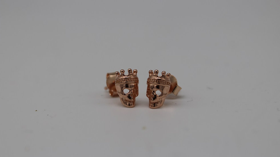 Skull Earrings - RG