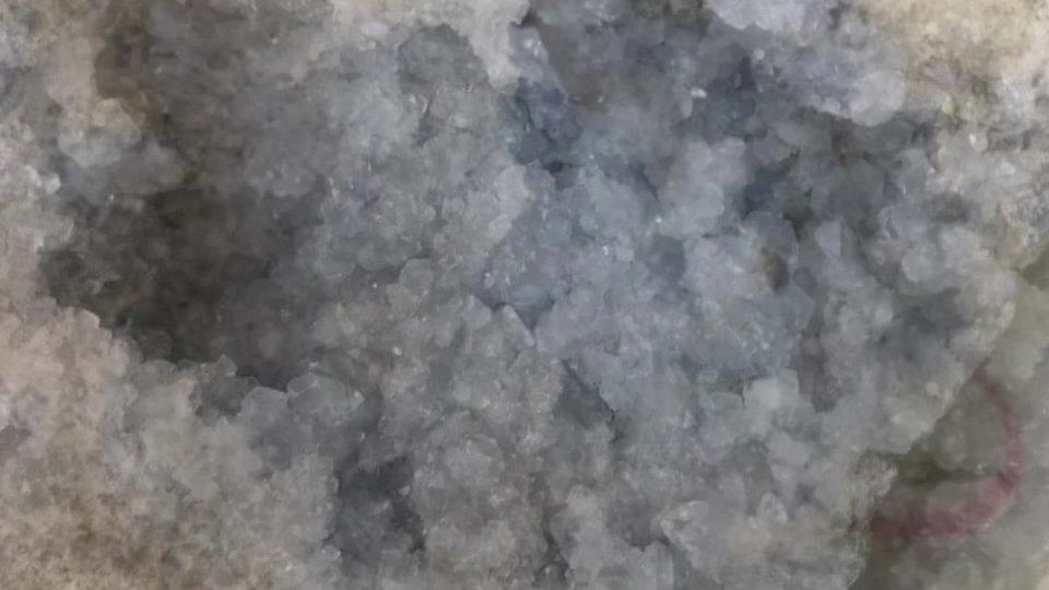 Celestite Geode Specimen Raffle
