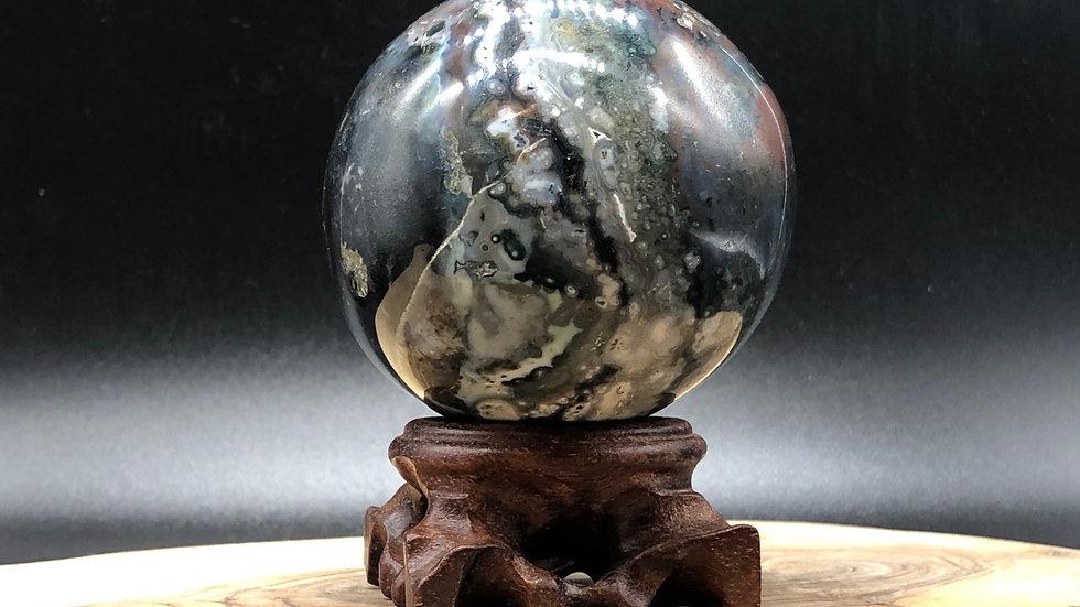 Astrophyllite Sphere