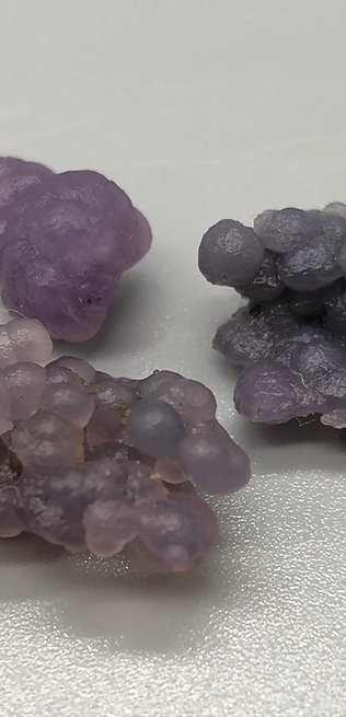 Grape Agate Specimen