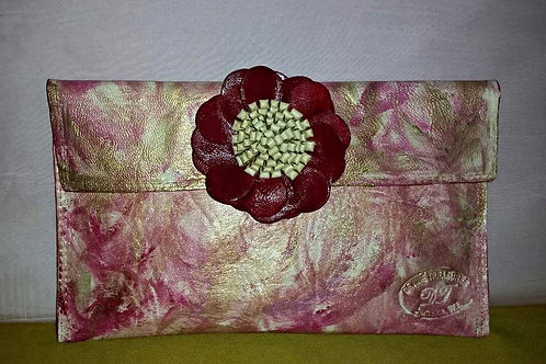Small Signature Clutch