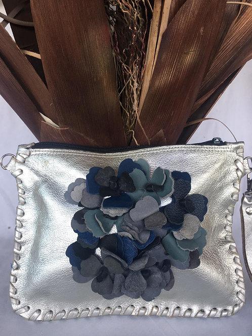 Petal Wristlet - Silver