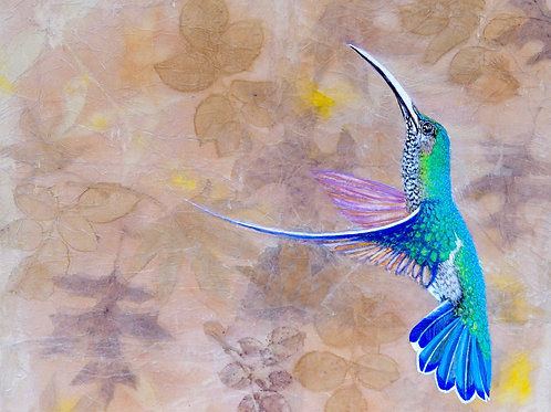 Turquoise Hummer