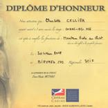 Diplome honneur moniteur ecole du chiot
