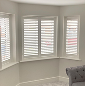 living room shutters Tonbridge
