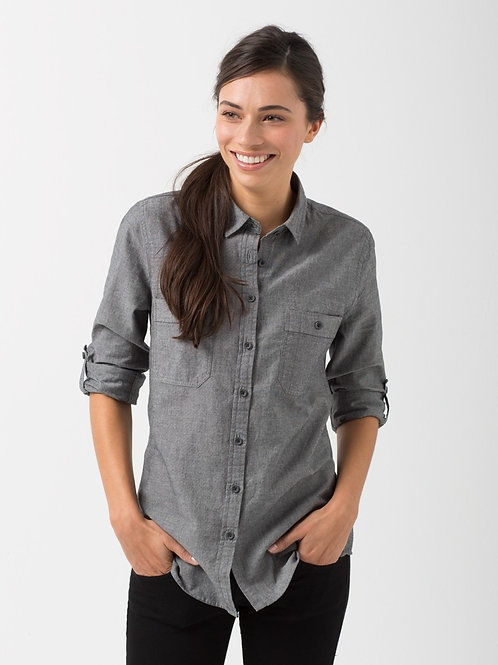 Ladies' Rex Utility Long Sleeve Shirt