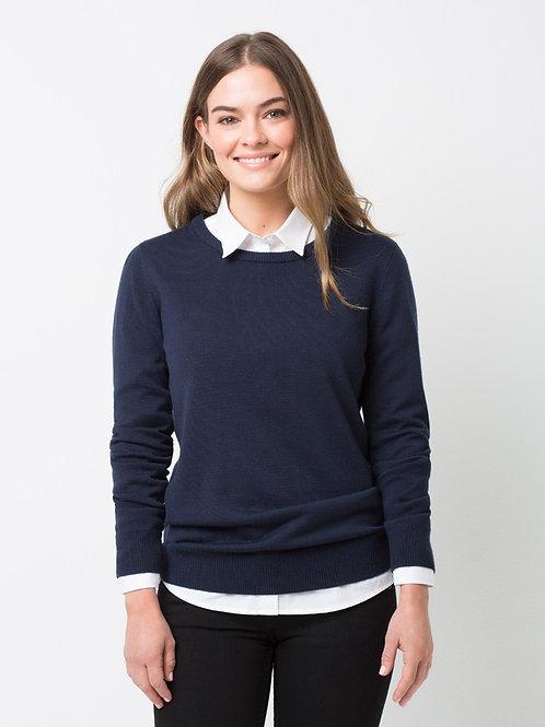 Ladies' Crew Knit