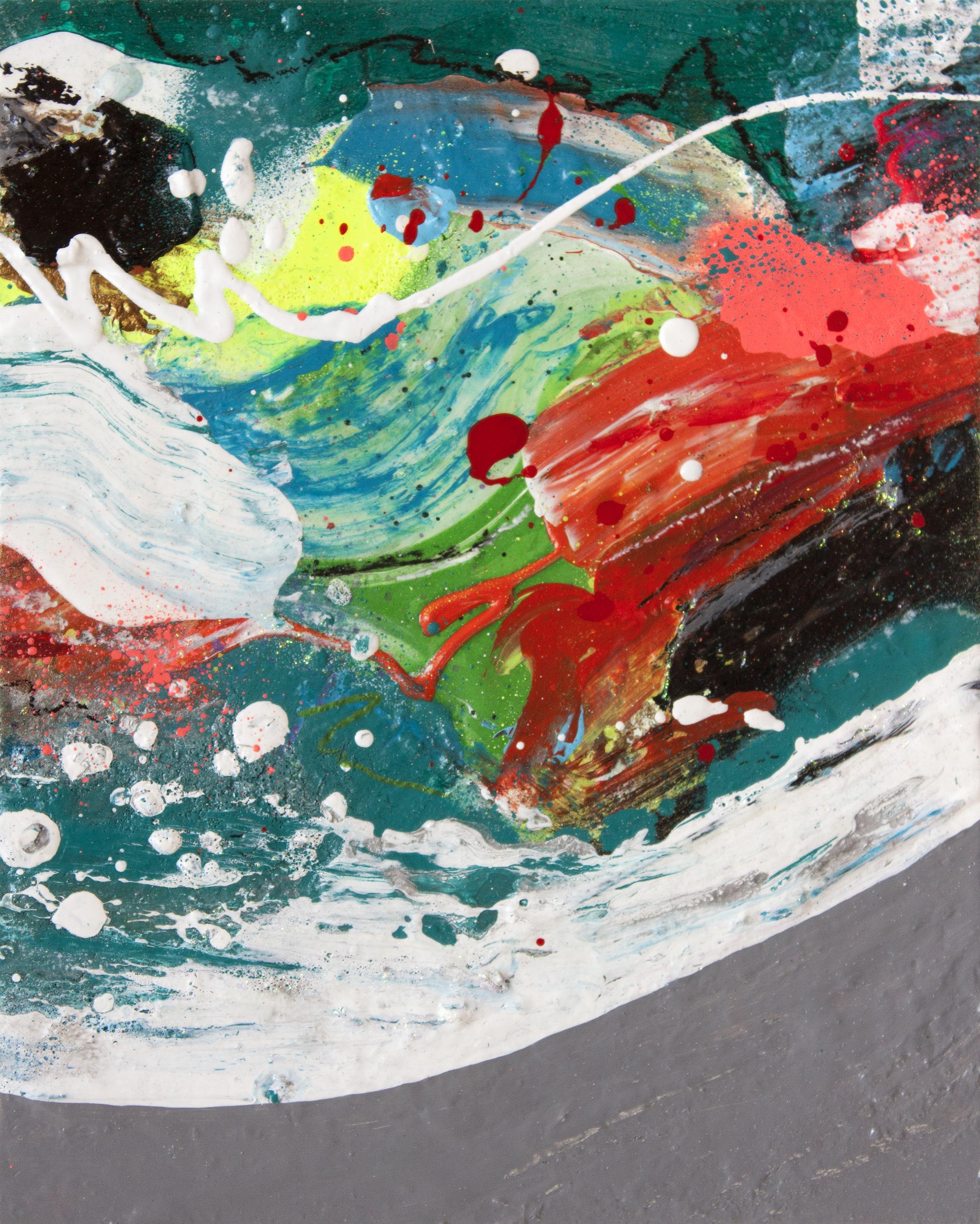 Crashing Waves (2016)