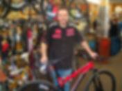 Experienced bike salesman, serving metro detroit area