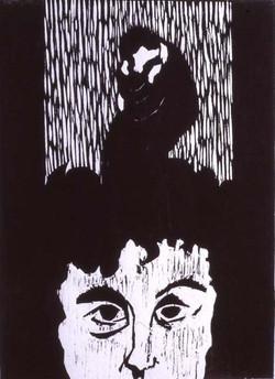 Self Portrait w Munch