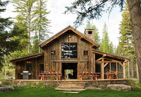Architectual Barn home Board and Batten.