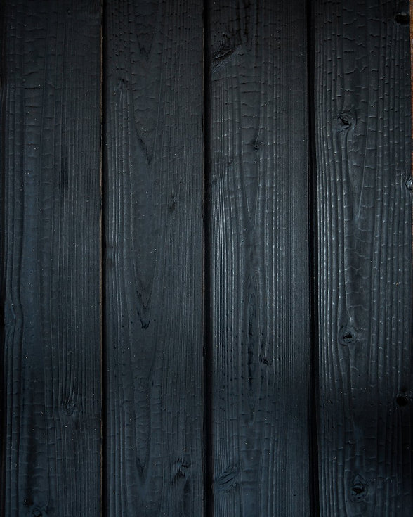Yakisugi Shou sugi ban Charred and brushed New Zealand