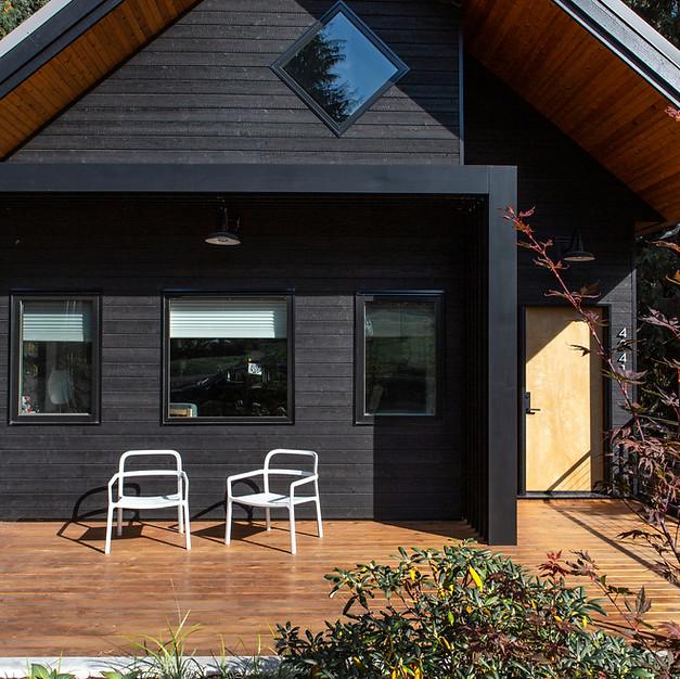 Shou Sugi Ban Charred Japanese Timber New Zealand Yakisugi