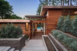 redwood horizontal weatherboard