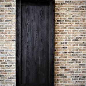Brick and Shou Sugi Ban Charred Japanese Timber New Zealand