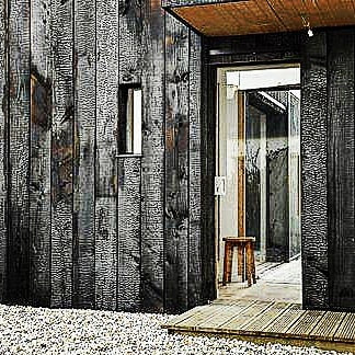 Suyaki Shou Sugi Ban Charred Japanese Timber
