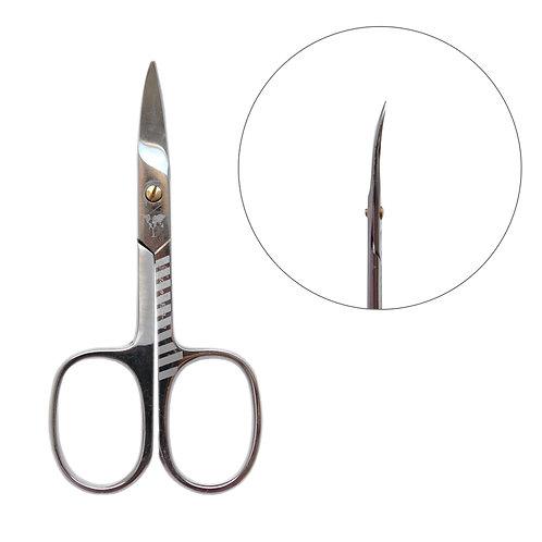 Ножницы для ногтей полосатые  Zewana Nn-39z