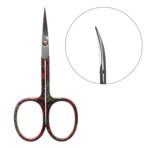 Ножницы для ногтей цветные Nn-631m