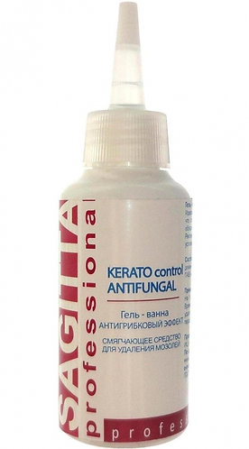 Кератолитик с антигрибковым эффектом и мочевиной