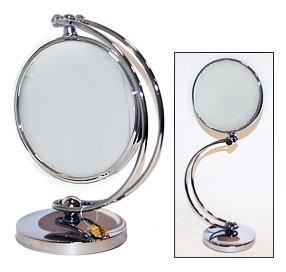 """Косметологическое зеркало Weisen """"глобус"""""""