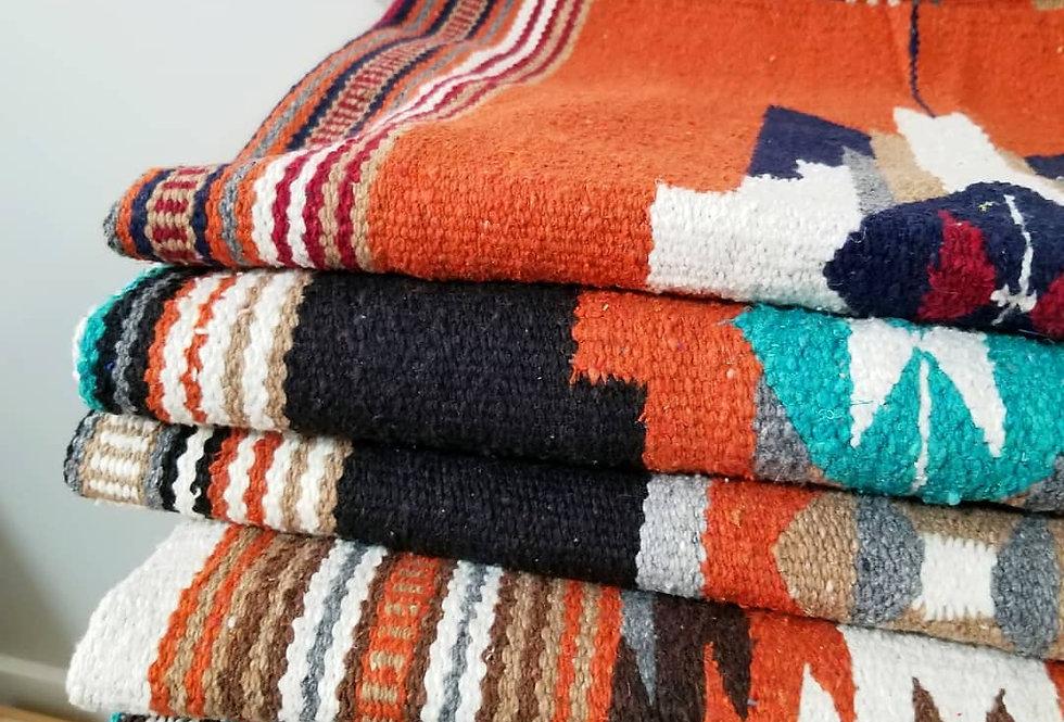 ADOBE throw rug/