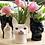 Thumbnail: KITTY KAT vase
