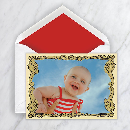 Lewis Frame Holiday Note