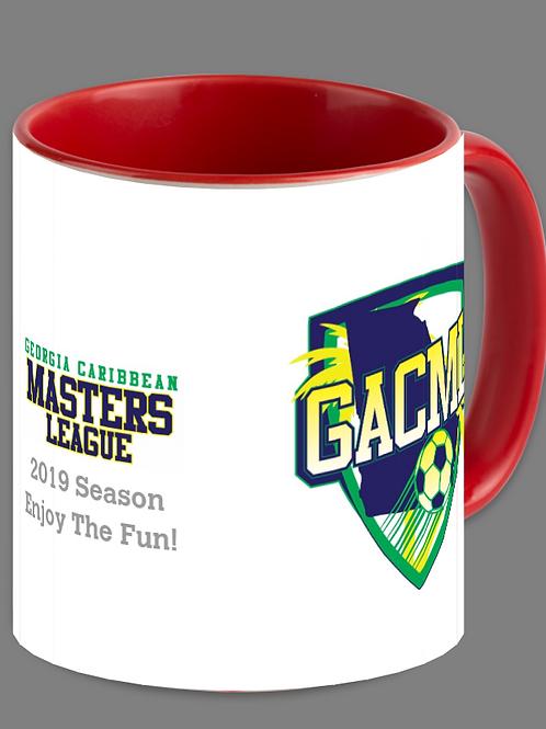 GACML Collector's Mug - Red