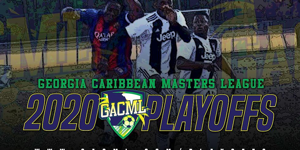 PLAYOFFS 2020 - QUARTERFINAL: FC Yardaz vs. Jamaica Atlanta