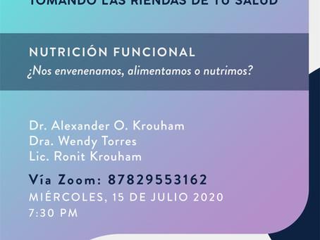 La Nutrición Funcional