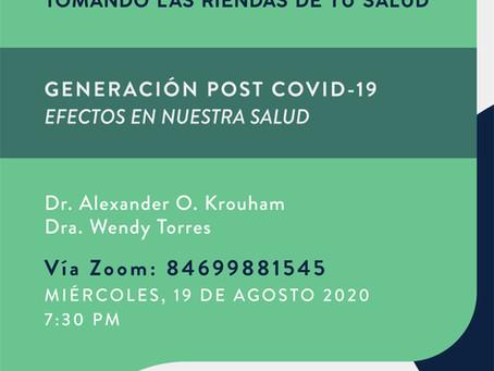 Generación Post COVID-19