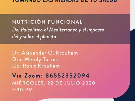 Nutrición Funcional - Responsabilidad Planetaria