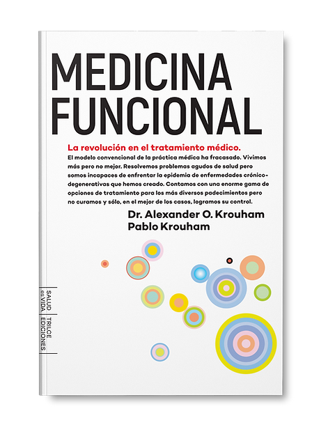 Libro Medicina Funcional