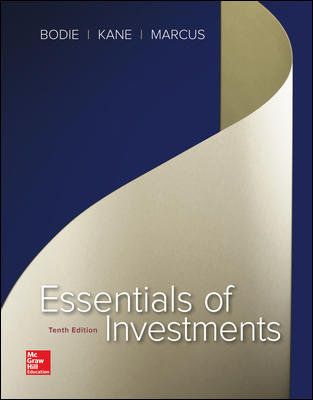 Essentials of Investments 10th Edition