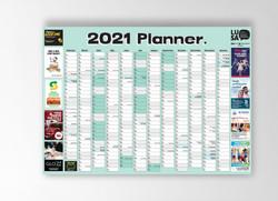 Planner Mockup