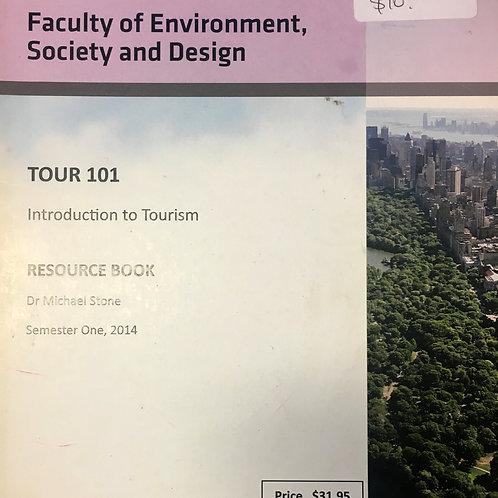 TOUR 101 Intro to Tourism