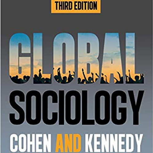 Global Sociology (3rd Edition)