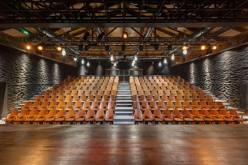 Bogazici University Demir Demirgil Theatre Hall