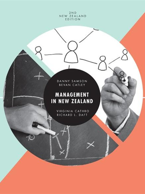 Management in New Zealand 2nd Ed