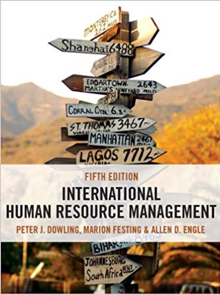 International Human Resource Management 5th Edition