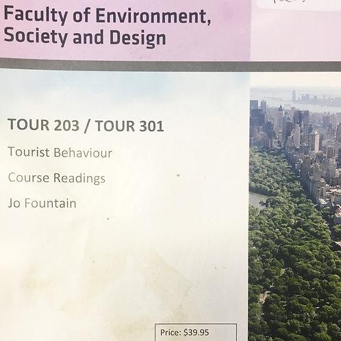 TOUR 203/TOUR 301 Tourist Behaviour