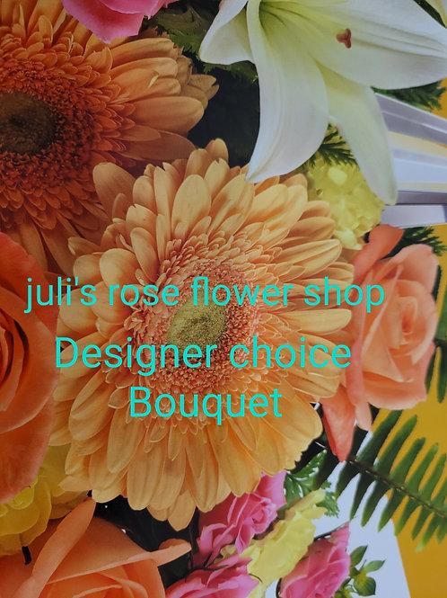 FC 01 (Florist choice assorted flower Bouquet)