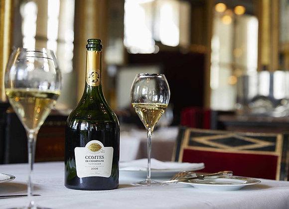Soirée de Prestige avec les Champagnes TAITTINGER le 26 mars 2020 Cliquez ici