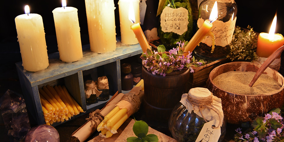 Candle Magic: How to Dress a Candle for Abundance and Luck