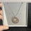 Thumbnail: DOUBLE WASHER NECKLACE