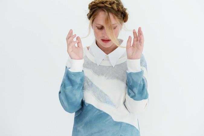 The Glacier Sweatshirt